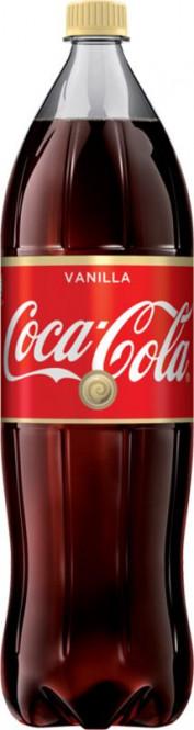 Coca cola Vanilla 1,75l - PET