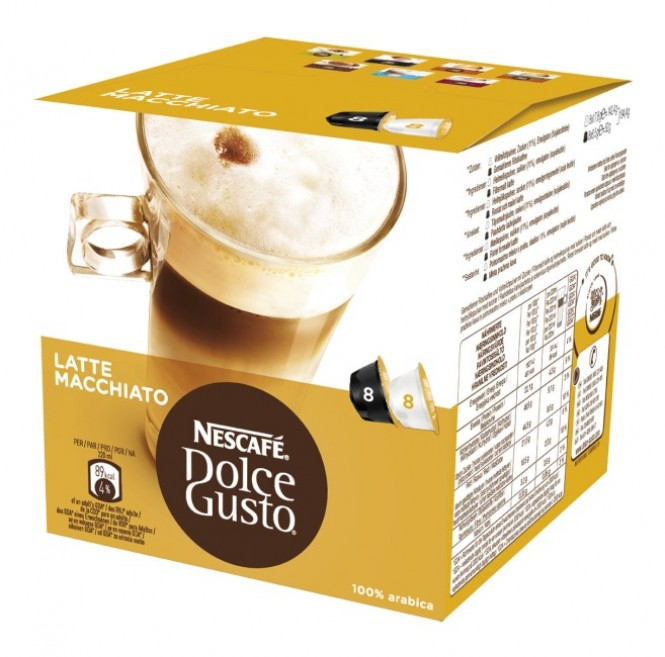 NESCAFÉ Dolce Gusto Latte Macchiato 194g