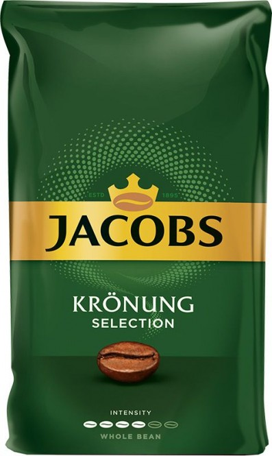 Jacobs Krönung Selection 1000g zrno