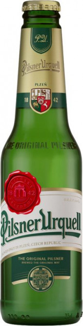 Pilsner Urquell 0,33l - vratná lahev
