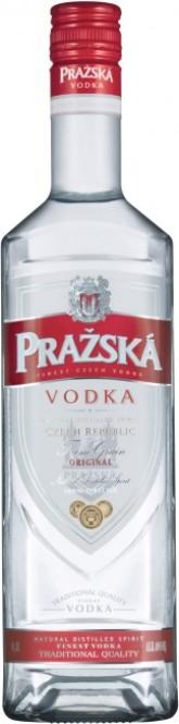 Pražská vodka 0,5l