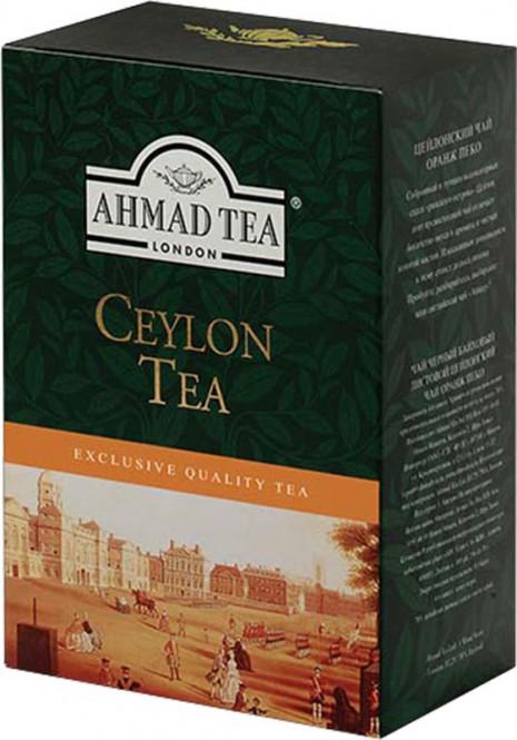 Ahmad Tea Cejlon 100g - sypaný