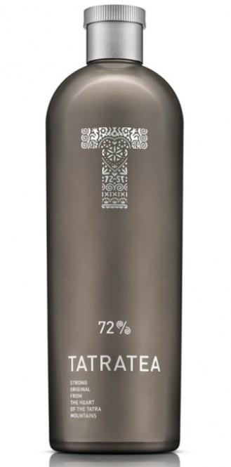 Tatratea 72% 0,7l - Tatranský čaj zbojnický