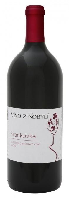 Frankovka 1l - Patria Kobylí
