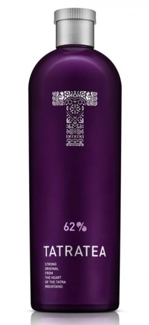 Tatratea 62% 0,7l - Goralský