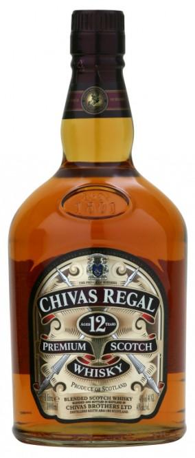 Chivas Regal 12 let 1l