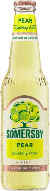 Somersby pear 0,33l sklo