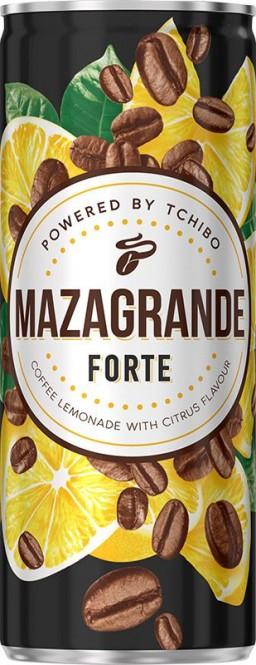 Mazagrande Forte 0,25l plech