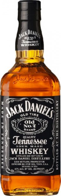 Jack Daniels Tennessee Whiskey 1l
