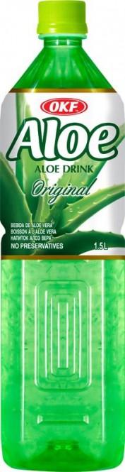 Aloe Vera drink OKF 1,5l - PET