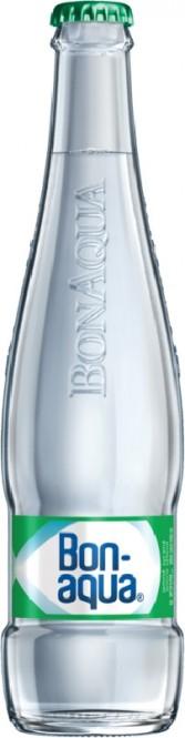 Bonaqua jemně perlivá 0,25l sklo - vratná lahev