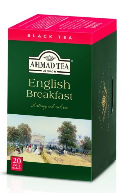 Ahmad Tea English Breakfast 20x2g