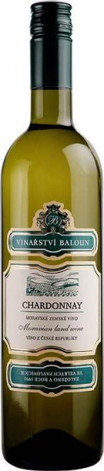 Chardonnay 0,75l - Baloun