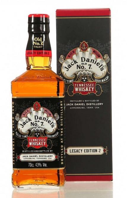 Jack Daniel's Legacy Edition 2 0,7l