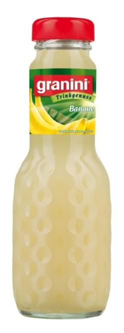 Granini Banán 0,2l sklo - vratná lahev