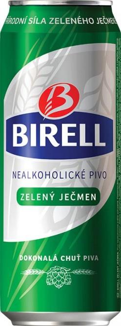 Birell - nealkoholické Zelený ječmen 0,5l - plech