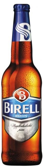 Birell - nealkoholické 0,5l - vratná lahev