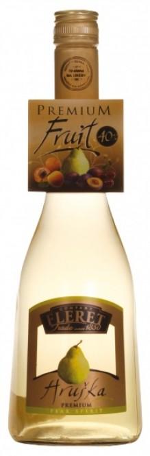 Fleret Fruit Premium Hruška 0.7l 40%
