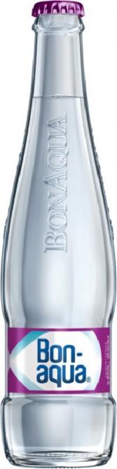 Bonaqua perlivá 0,25l sklo - vratná lahev