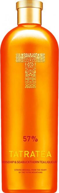 Tatratea 57% 0,7l - Rosehip & Seabuckthorn Tea liqueur