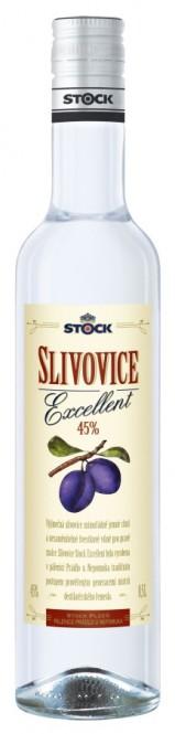 Slivovice Stock Excellent 0,5l
