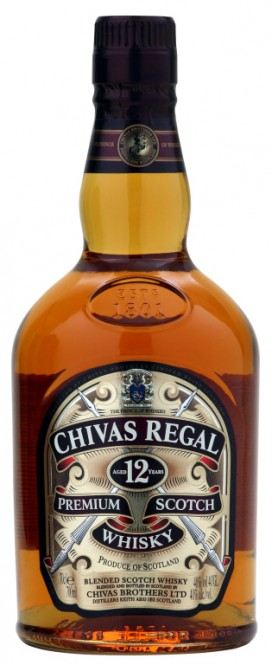 Chivas Regal 12 let 0,7l