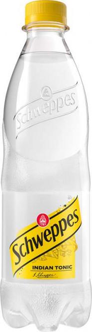 Schweppes Tonic 0,5l - PET