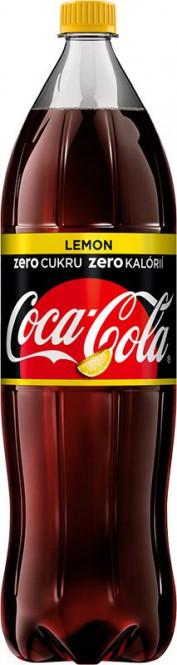 Coca cola ZERO lemon 1,75l - PET