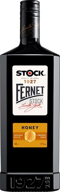 Fernet Stock Honey 0,5l