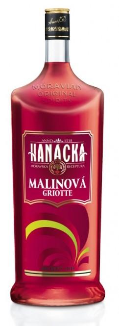 Griotte Malinová Hanácká 1l