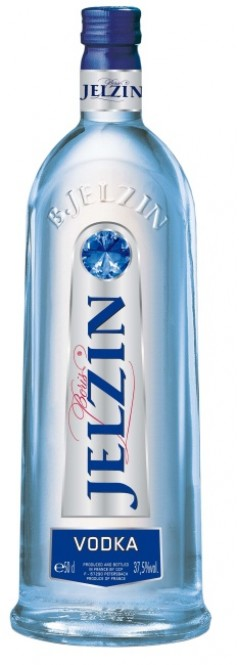 Boris Jelzin Clear Vodka 0,5l