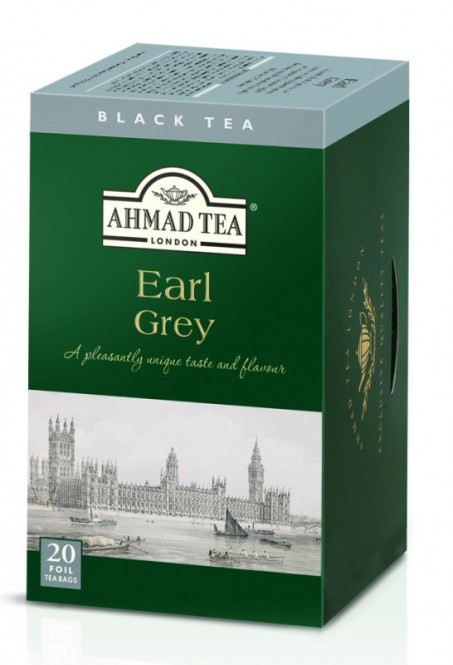 Ahmad Tea Earl Grey 20x2g