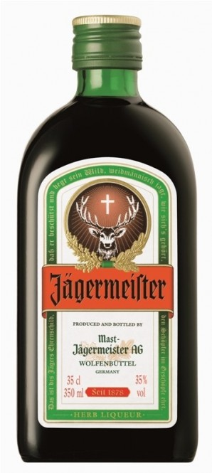 Jägermeister 0,35l