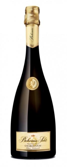 Bohemia Sekt Prestige Chardonnay brut 0,75l