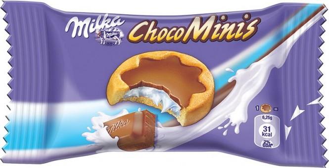 Milka Choco Minis 37,5g