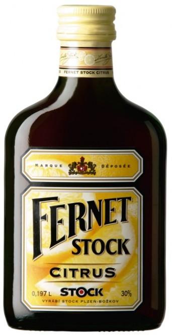 Fernet Stock Citrus 0,2l