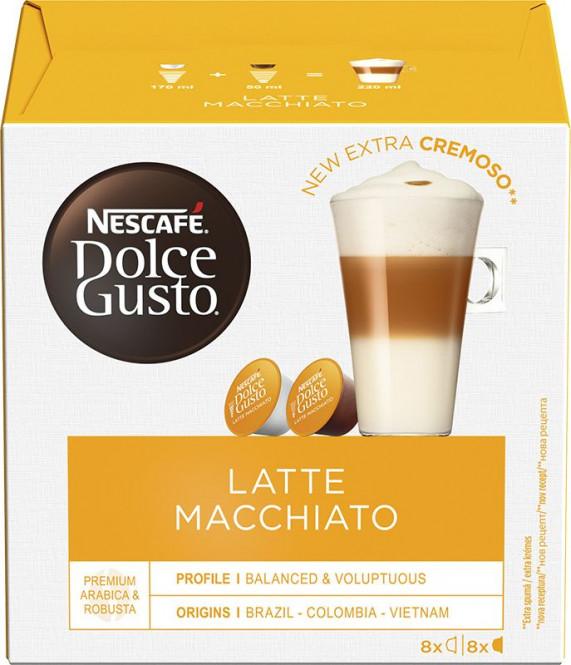 NESCAFÉ Dolce Gusto Latte Macchiato 183,2g