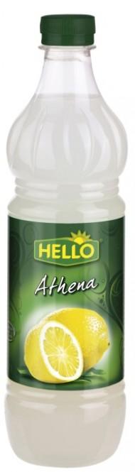 Ovocný koncentrát Hello athena citron 0,7l - PET
