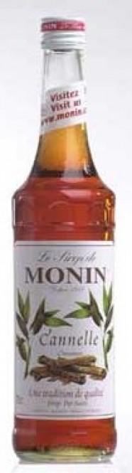 Monin Canelle - skořicový sirup 0,7l