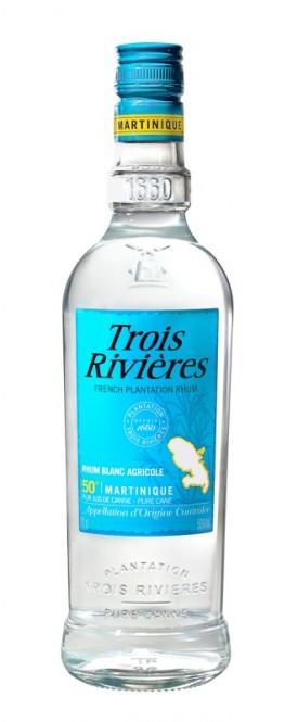 Trois Riviéres Rhum Blanc 0,7l
