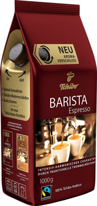 Tchibo Barista Espresso 1kg - zrno