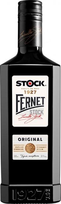 Fernet Stock original 0,5l