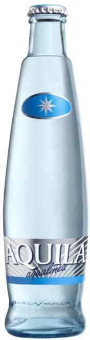 Aquila neperlivá 0,33l sklo - vratná lahev