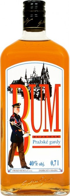 Bum Pražské gardy 0,7l