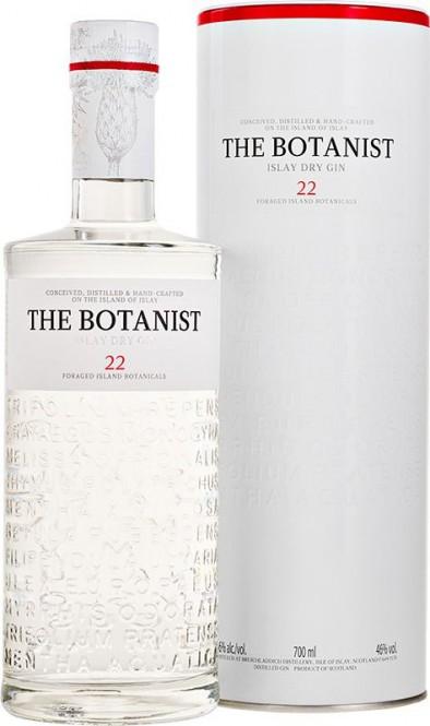 The Botanist Gin 0,7l - plechová tuba