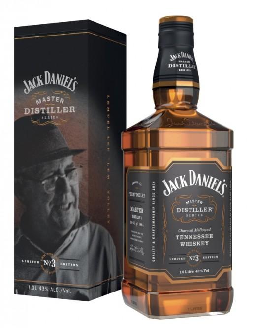 Jack Daniels Master Distiller No.3 - 0,7l