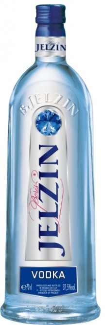 Boris Jelzin Clear Vodka 0,7l