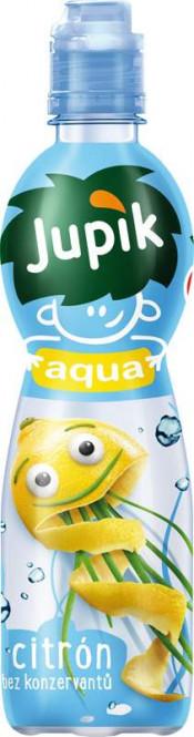 Jupík Crazy Aqua citron 0,5l - PET