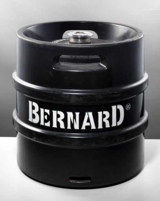 Bernard 12 nefiltrovaný světlý ležák 30l - KEG