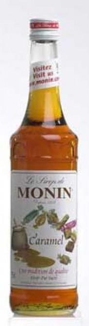 Monin Caramel - karamelový sirup 0,7l